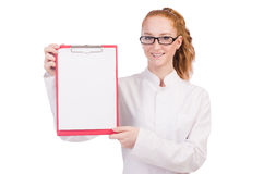 Young  medical  student Stock Photography