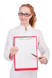 Young  medical  student Stock Image