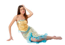 Young mermaid Royalty Free Stock Images
