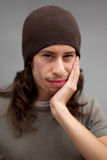 Young Mexican Man Stock Image