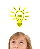 Young Mind royalty free stock photography