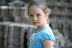 Young model Stock Photo