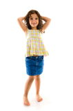Young model Royalty Free Stock Photos