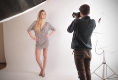 Young Model Stock Photos