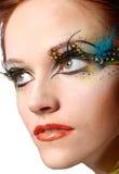 Young model beautiful women Stock Photography