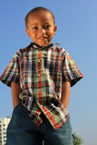Young Model Child Royalty Free Stock Photos
