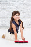 Young model girl Stock Photography