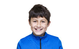 Young modern boy royalty free stock photo