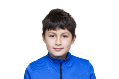 Young modern boy Royalty Free Stock Image