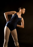 Young modern dancer Stock Photography