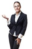 Young modern professional businesswoman Royalty Free Stock Images
