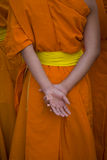 Young monk Royalty Free Stock Photos