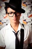 Young Musician Royalty Free Stock Photos