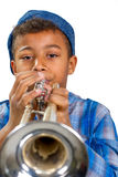 Young musician. Stock Photography