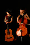 Young Musicians Stock Photography