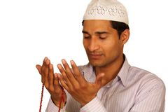 Young muslim Royalty Free Stock Photo