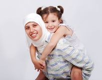 Young muslim female Royalty Free Stock Photos