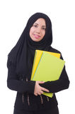 Young muslim female Stock Photo