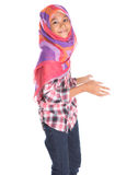 Young Muslim Girl VII Stock Photography