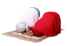 A young muslim girls Royalty Free Stock Images