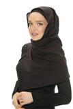 Young muslim lady portrait