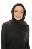 Young muslim lady portrait Royalty Free Stock Photography