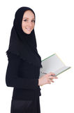 Young muslim student Royalty Free Stock Photos