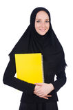 Young muslim student Stock Photography