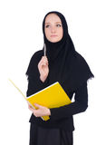 Young muslim student Royalty Free Stock Photography