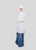 A young muslim women Royalty Free Stock Photo