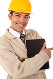 Young Nepalese engineer Royalty Free Stock Photo