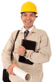 Young Nepalese engineer Stock Images