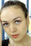 Young nice woman Stock Image