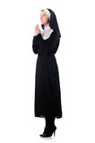 Young nun Stock Photos