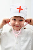 Young nurse Royalty Free Stock Image