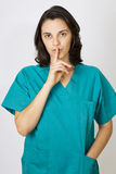 Young nurse Royalty Free Stock Photo