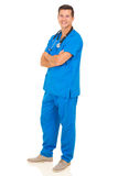 Young nurse posing Royalty Free Stock Image