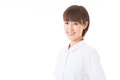 Young nurse Royalty Free Stock Images