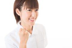 Young nurse Royalty Free Stock Photos