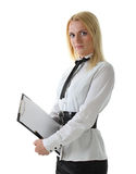Young office worker Royalty Free Stock Images