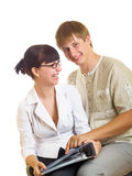 Young people Stock Images