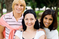 Young people stock photography