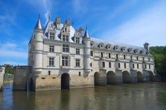 Chateau de Chenonceau, Loire Valley Royalty Free Stock Photos
