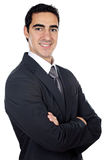 Young person businessman Royalty Free Stock Photo