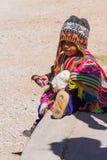 Young Peruvian boy Stock Photos