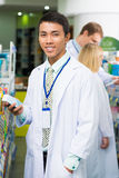 Young pharmacist Royalty Free Stock Photography