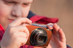 Young photograph Royalty Free Stock Image