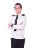 Young pilot Stock Photos