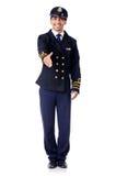 Young pilot Stock Photo