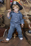 Young pirate Royalty Free Stock Images